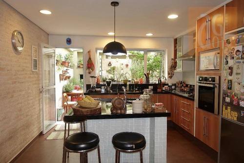 Casa Com 3 Dormitórios À Venda, 290 M² Por R$ 2.000.000 - Vila Madalena - São Paulo/sp - Ca0520