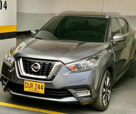 Nissan Kicks Modelo 2019 24000 Km Única Dueña