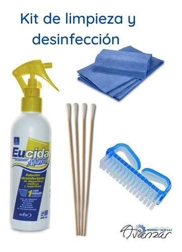 Kit De Limpieza Y Desinfección 240 Ml