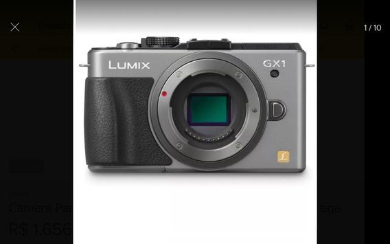 Original Panasonic Lumix Gx1 Debolso= Prontaentrega