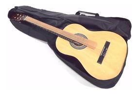 Bag Top Para Violão Clássico Nylon 600 (lona) Impermeável