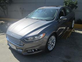 Ford Fusion 2.0 Titanium Plus L4//t At 2014