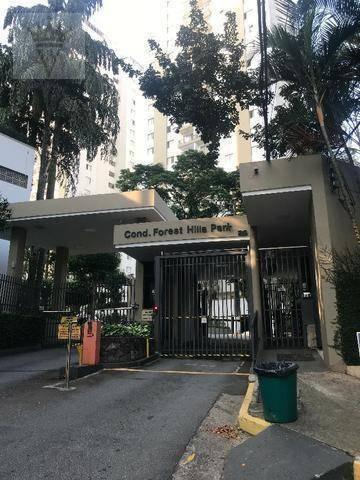Apartamento Com 3 Dormitórios À Venda, 82 M² Por R$ 430.000 - Parque Residencial Julia - São Paulo/sp - Ap2908