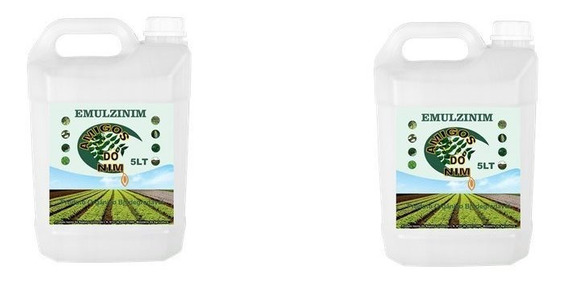 Oleo De Nim Neem Repelente Natural Emulsionado 10 Litros