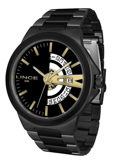 Relógio Lince Mrn4575s-p1px - Preto