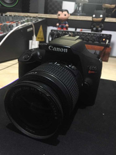 Canon Eos T6 + 18-55mm+55-250mm
