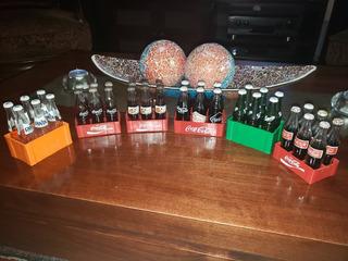 Colección Minibotellitas Coca Cola