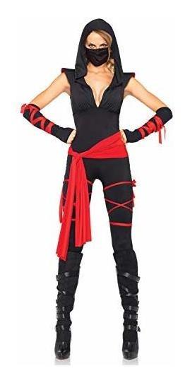 Disfraz Ninja Mortal Sexy Talla Xg D-004