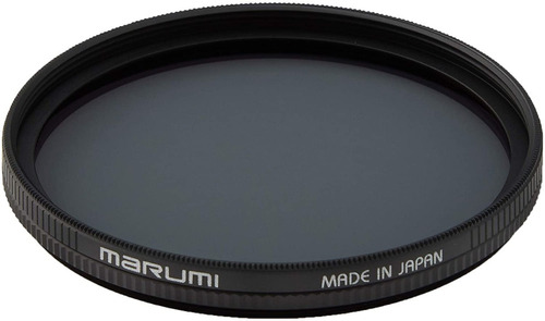 Filtro Polarizador Circular Marumi Cpl Dhg Pld 52mm Japon