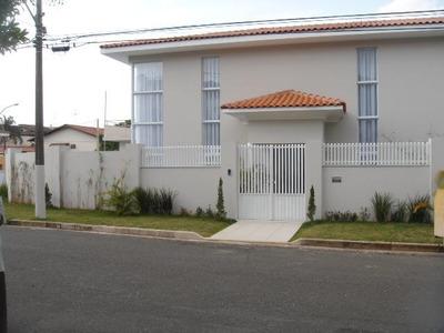 Excelente Residência Com 5 Amplas Suítes - Ca5126