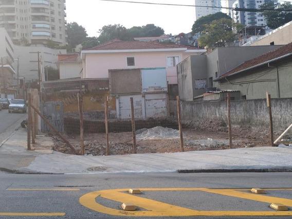 Terreno Em Santana, São Paulo/sp De 0m² Para Locação R$ 8.000,00/mes - Te572209