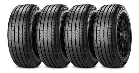 Kit X4 Pirelli 225/45 R17 P7 Cinturato Neumen Ahora18