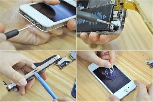 Kit Ferramenta Chave Moto G iPhone Htc Celular Torx T5 T6