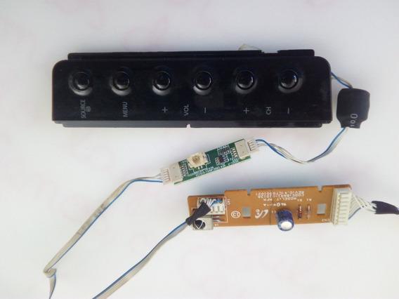 Kit Sensor Teclado Monitor Samsung T220m