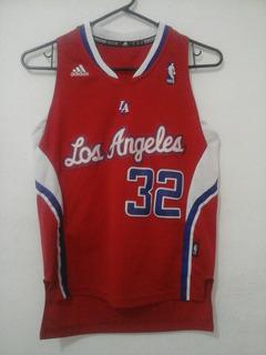 Jersey Angelesclippers Nba adidas Niño/dama Envio Gratis