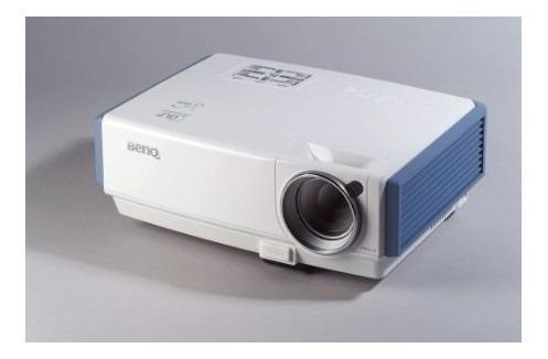 Video Beam Proyector De Vídeo Benq Mp510 Con Todo