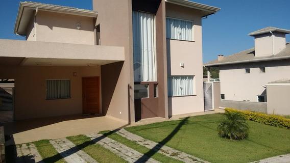 Casa Para Venda No Condomínio Terras De Atibaia I Em Atibaia - Ca16
