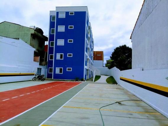 Apartamento Para Locação Em Mogi Das Cruzes, Vila Suissa, 2 Dormitórios, 1 Banheiro, 1 Vaga - Apl154