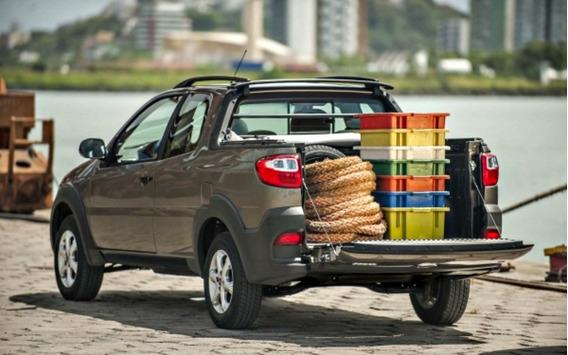 Fiat Strada Working 1.4 Cabina Doble 0km Rb