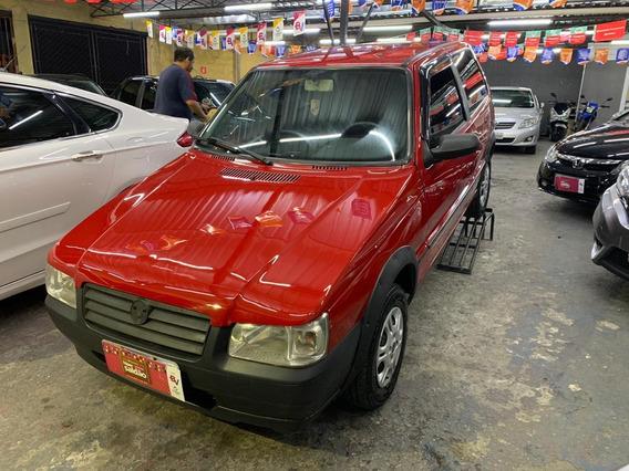 Fiat Uno Mille 2006 1.0 Fire 3p