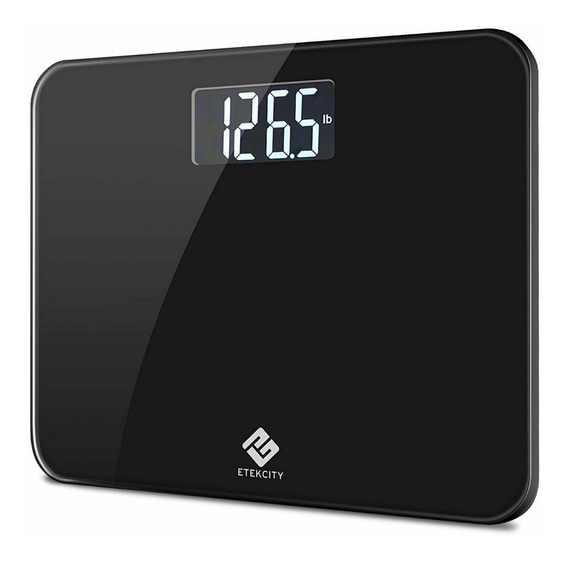 Etekcity Digital Peso Corporal Báscula De Baño, 440lb 200kg