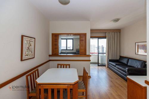 Imagem 1 de 29 de Flat Com 1 Dormitório À Venda, 40 M² - Pinheiros - São Paulo/sp - Fl0008
