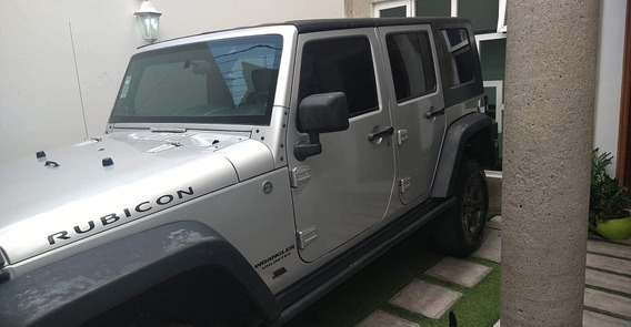 Jeep Wrangler 2008 X Rubicon Unlimited 4x4 At