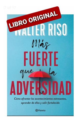 Imagen 1 de 3 de Más Fuerte Que La Adversidad ( Libro Nuevo Y Original )
