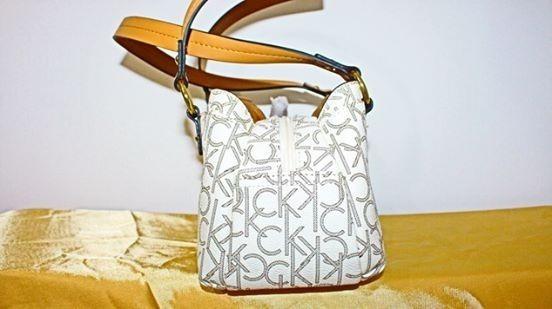 Bolsa Calvin Klein - Linda, Exclusiva E Original