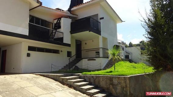 J-mls #18-2169 Casas En Venta Santa Maria Caracas