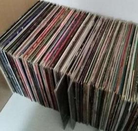 Lote Com 40 Discos De Vinil