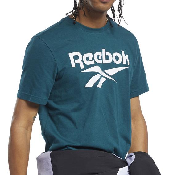 Remera Reebok Moda Classic Vector Hombre Pe