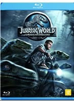 Blu Ray Jurassic World - Dub/leg, Lacrado.