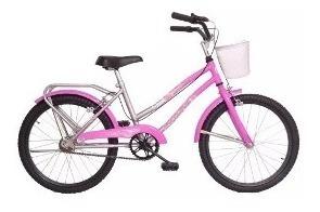 Bicicleta Rodado 20 Futura Paseo 5214