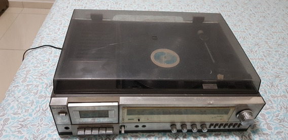 Aparelho De Som Vintage Sony Modelo Hmk - 323 Bs