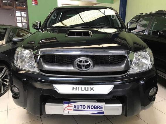 Toyota Hilux Cd 4x4 Srv 3.0 Tb