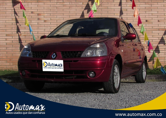Renault Clio Dynamique, Mt 1.6