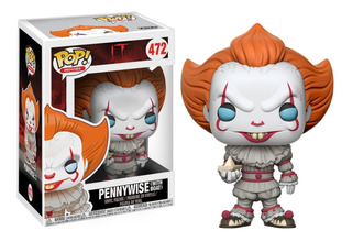Funko Pop It - Pennywise W/spider Legs - Pennywise W/boat