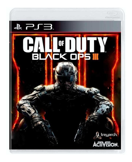 Game - Call Of Duty: Black Ops 3 - Ps3