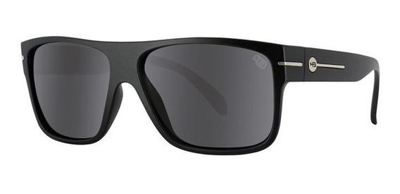 Oculos Sol Hb Would Preto Fosco Cinza Polarizada 90104001a0