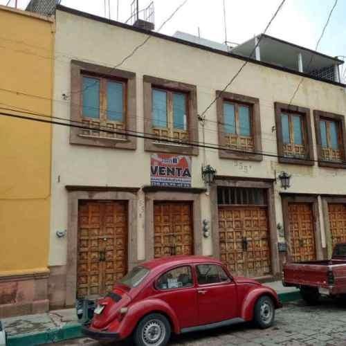Edificio De Departamentos En Venta En Centro Historico