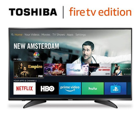 Tv Toshiba 43 4k Ultra Hd Smat Tv - Firetv Edition. Tienda