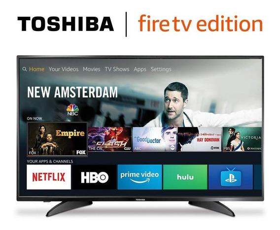 Tv Toshiba 43 4k Ultra Hd Smart Tv Firetv Edition (tienda)