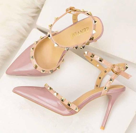 Sapato Scarpin Importado Feminino Promoção Imperdível
