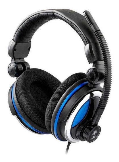 Headset Turtle Beach Ear Force Z6a Com Fio Pc Pronta Entrega