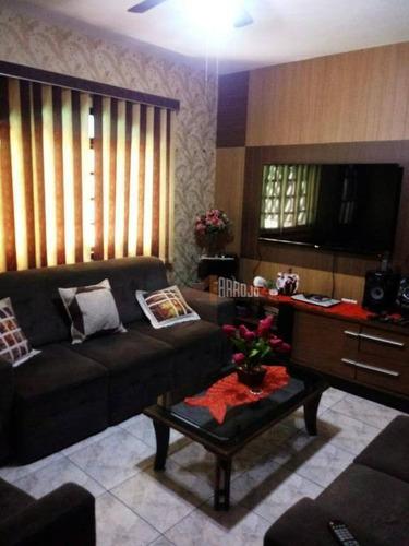Imagem 1 de 17 de Sobrado À Venda, 171 M² Por R$ 450.000,00 - Jardim Das Oliveiras - São Paulo/sp - So1379