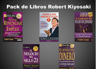 Libros Robert Kiyosaki En Pdf