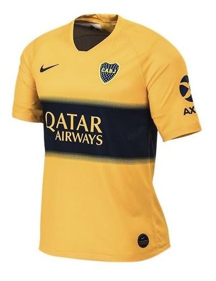Camiseta Nike Boca Juniors Suplente Match 2019