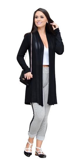 Kit 20 Cardigan Feminino Atacado Sueter Kimono Casaco Manga Longa Malha