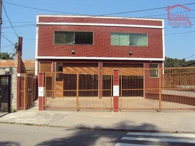 Galpão Comercial Para Locação, Jaraguá, São Paulo. - Ga0035